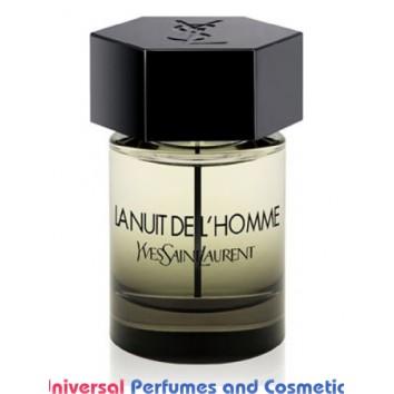 Our impression of La Nuit de l'Homme Yves Saint Laurent for men (10026) Ultra Premium Grade Luzi