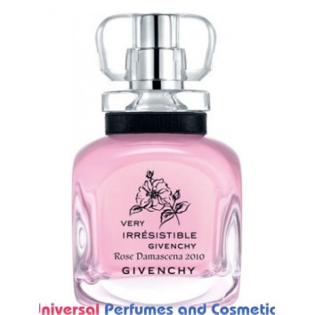 Our impression of Givenchy Harvest 2010 Very Irresistible Rose Damascena Givenchy for women Perfume Oil (10088) Ultra Premium Grade Luz