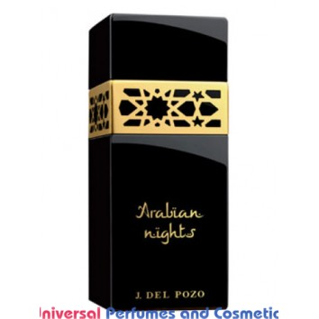 Our impression of Arabian Nights EDP Jesus Del Pozo for men Perfume Oil (10114) Ultra Premium Grade