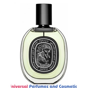 Our impression of  Volutes Eau de Parfum Diptyque Unisex  Concentrated Premium Perfume Oil (151553) Luzi
