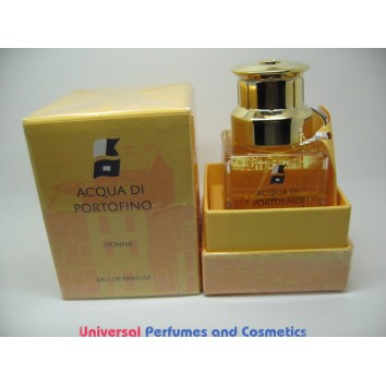 ACQUA DI PORTOFINO DONNA 50ML EAU DE PARFUM RARE HARD TO FIND SEALED BOX ONLY $69.99