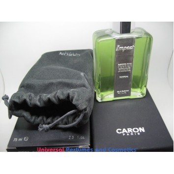 Caron L'Impact De Pour Un Homme 75ML Parfum Spray New in Fctory box rare Hard to Find only $119.99