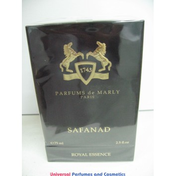 Safanad Royal Essence By Parfums de Marly For Men 75 ML Eau De Toilette New In Sealed Box Hard To Find $149.99