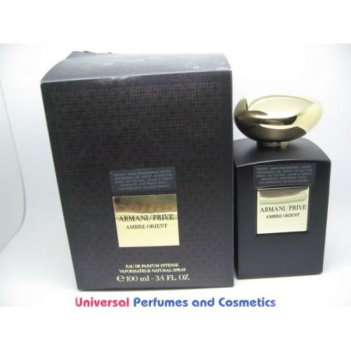 Armani Prive Ambre Orient Eau De Parfum 100ml Tester In Factry Box