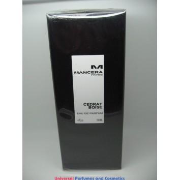 CEDRAT BOISE BY MANCERA 120ML E.D.P NEW IN FACTORY SEALED BOX