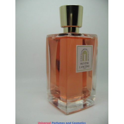 9752b37f0 LANCOME PEUT-ETRE PERFUME HUGE 2.5oz 75ML NEW IN SEALED BOX RARE ONLY  $199.99