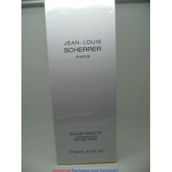 Jean Louis Scherrer 100ML 3.3 OZ  Eau de Toilette Spray for Women  NEW IN SEALED BOX ONLY $65.99