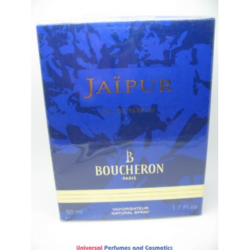 JAIPUR BY BOUCHERON 1.7 OZ/ 50ML E.D.P NEW IN ORIGINAL SEALED BOX RARE HARD TO FIND ONLY $99.99