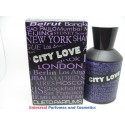 CITY LOVE BY DUETO PARFUMS 100ML EAU DE PARFUM NEW IN SEALED BOX ONLY $95.99