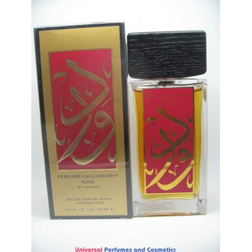 Perfume Calligraphy  Rose By Aramis 100 ML E.D.P NEW IN SEALED BOX ONLY $159.99
