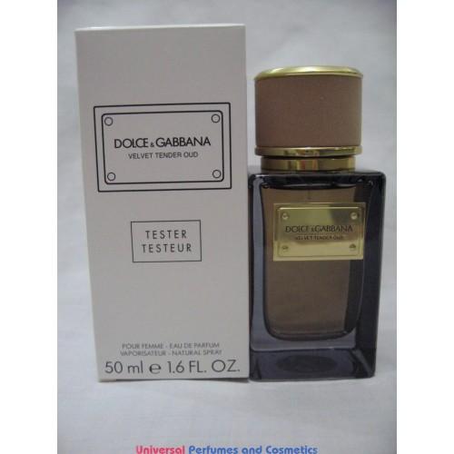 Dolce   Gabbana Velvet Tender Oud Eau De Parfum Limited Edition 50ML Unisex  New Tester 64d2d33f7422