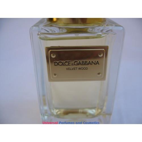 Dolce Amp Gabbana Velvet Wood Eau De Parfum Limited Edition