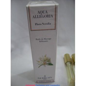 Guerlain Aqua Allegoria Flora Nerolia Massage Oil 2x30 ML 2X1oz