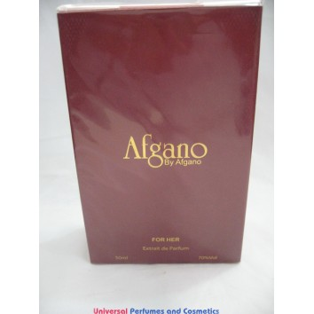 AFGANO BY WOROOD PERFUME & INCENSE 50ML EXTRAIT DE PARFUM FOR HER NEW IN FACTORY SEALED BOX $169.99