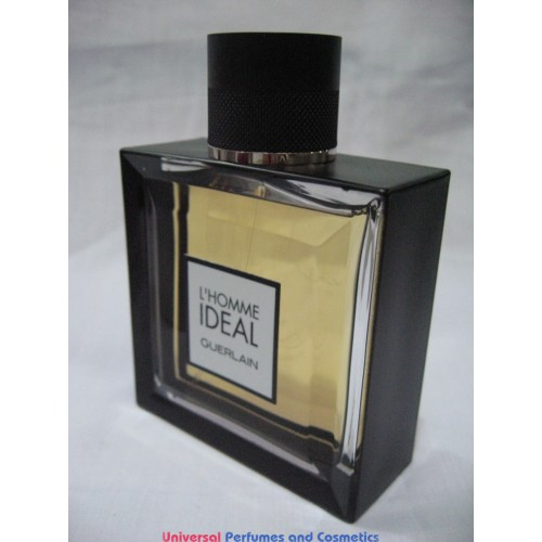 guerlain l 39 homme ideal eau de toilette 100ml new in sealed box new 2014. Black Bedroom Furniture Sets. Home Design Ideas