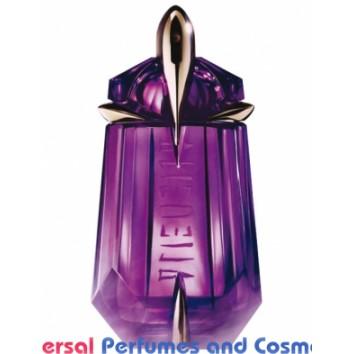 Alien BY Thierry Mugler  Generic Oil Perfume 50 Grams 50ML (000051)
