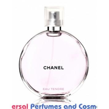 Chance Eau Tendre By Chanel Generic Oil Perfume 50ML (000144)