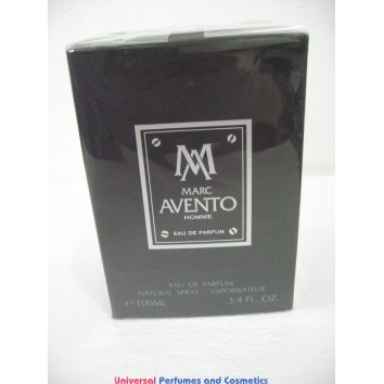 Marc Avento Homme Eau de Parfum 100 ml by Marc Avento (simiar to creed Aventus)
