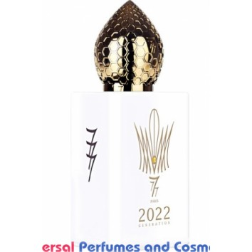 2022 GENERATION FEMME  BY STEPHSNE HUMBERT LUCAS 777 GENERIC OIL PERFUM 50 GRAMS 50ML ONLY $39.99 (AU49360B)
