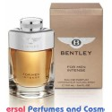 Bentley for Men Intense Bentley Generic Oil Perfume 50 Grams 50 ML (001230)