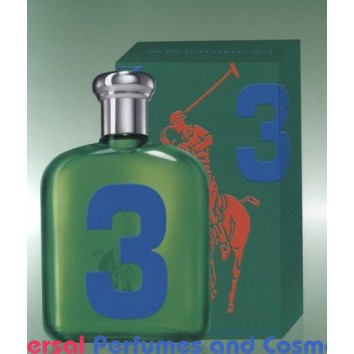 Big Pony 3  BY Ralph Lauren Generic Oil Perfume 50 Grams 50ML (000876)