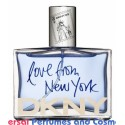 DKNY Love from New York for Men Donna Karan Generic Oil Perfume 50ML (00604)