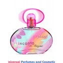 Incanto Shine Salvatore Ferragamo BY Salvatore Ferragamo Generic Oil Perfume 50ML (001926)