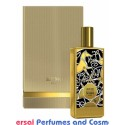 Irish Oud Memo Paris Unisex Concentrated Premium Perfume Oil (15480) Luzi
