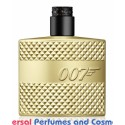 James Bond 007 Gold Limited Edition By Eon Productions 50Grams 50ML (001361)