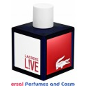 Lacoste Live Lacoste  Generic Oil Perfume 50ML (001152)