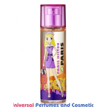 Passport Paris Paris Hilton By Paris Hilton Generic Oil Perfume 50ML (MA0000)