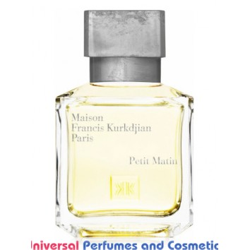 Petit Matin Maison Francis Kurkdjian Unisex Concentrated Oil Perfume (01634) Premium
