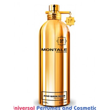 Aoud Queen Roses Montale for Women Concentrated Premium Perfume Oil (005393) Luzi
