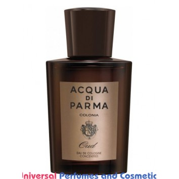 Acqua Di Parma Colonia Oud Concentrated Perfume Oil (004120)