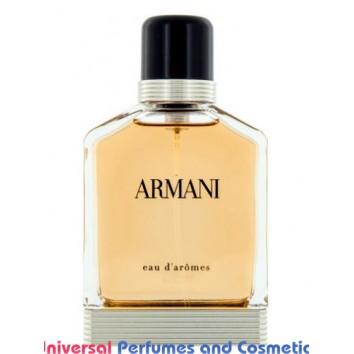 Armani Eau d'Aromes Giorgio Armani Men Concentrated Premium Perfume Oil (005545) Luzi