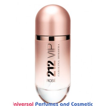 212 VIP Rosé Carolina Herrera Women Concentrated Premium Perfume Oil (005548) Luzi