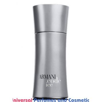 Armani Code Ice Giorgio Armani Men Concentrated Premium Perfume Oil (005567) Luzi