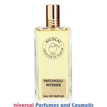 Patchouli Intense Nicolai Parfumeur Createur Unisex Concentrated Perfume Oil (08059) Premium