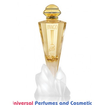 "24K Gold Jivago by Jivago Concentrated Perfume Oil (008014) ""PREMIUM"""