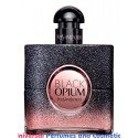 Black Opium Nuit Blanche Yves Saint Laurent for Women Concentrated Premium Perfume Oil (005204) Luzi