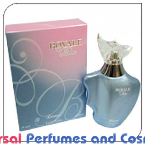 Royale Blue Edp Perfume Spray By Rasasi 50ml