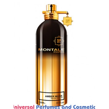 Our impression of Amber Musk Montale Unisex Concentrated Perfume Oil (002094)