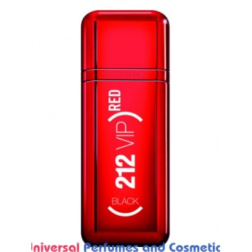 Our impression of  VIP Black Red Carolina Herrera for men Concentrated Perfume Oil (2334)