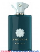 Our impression of Enclave Amouage Unisex Concentrated Perfume Oil (2422) Made in Turkish