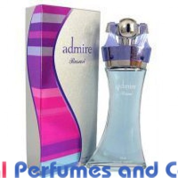 ADMIRE BY RASASI  EDP Arabian Perfume  75ml BRAND NEW IN SEALED BOX
