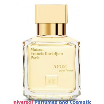 APOM Pour Femme Maison Francis Kurkdjian for Women  Concentrated Perfume Oil (004190)