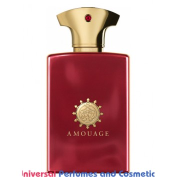 Journey Man Amouage Concentrated Premium Perfume Oil (005594) Luzi