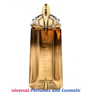 Alien Oud Majestueux Mugler Women Concentrated Premium Perfume Oil (005619) Luzi