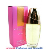 Our impression of Beautiful Love Estée Lauder for women Concentrated Premium Perfume Oil (005681) Premium Luzi