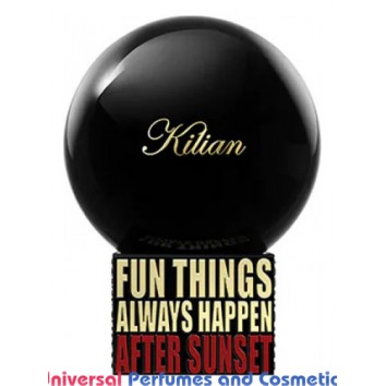 Our impression of Fun Things Always Happen After Sunset By Kilian Unisex Concentrated Perfume Oil (07028) Niche Perfume Oils